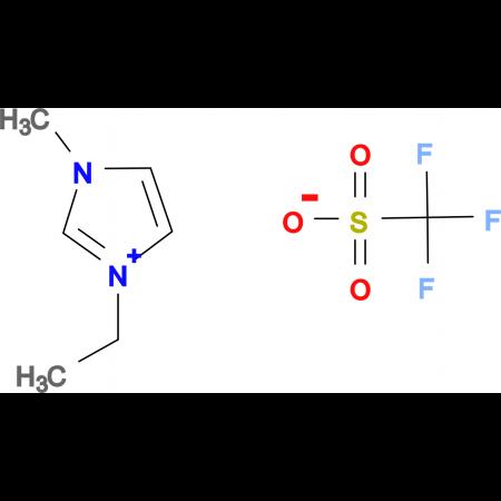 1-Ethyl-3-methylimidazolium triflate