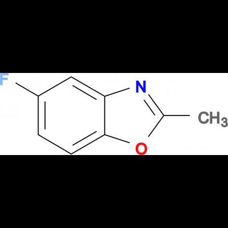 5-Fluoro-2-methylbenzoxazole