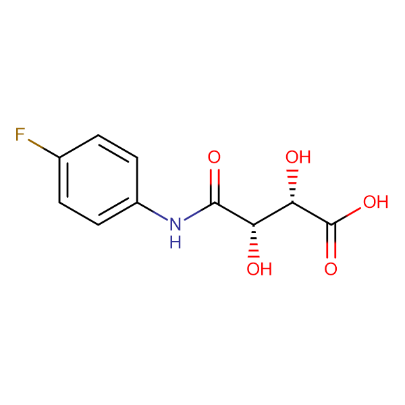 (-)-4-Fluorotartranilic acid