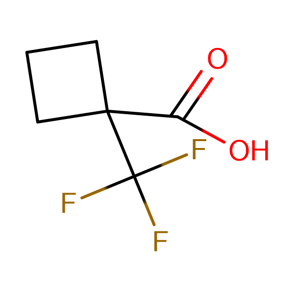 1-Trifluoromethylcyclobutane-1-carboxylic acid