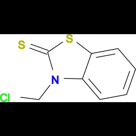 N-Chloromethyl-benzothiazole-2-thione