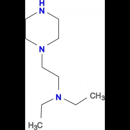 1-(2-Diethylaminoethyl)-piperazine