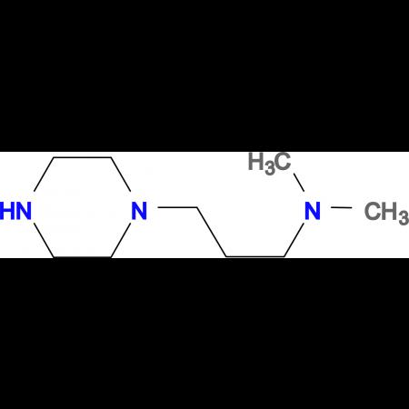 1-(3-Dimethylaminopropyl)-piperazine