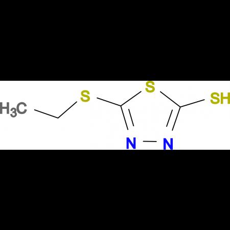 5-Ethylthio-1,3,4-thiadiazole-2-thiol