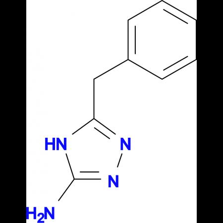 3-Amino-5-benzyl-4H-1,2,4-triazole