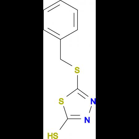 5-Benzylthio-1,3,4-thiadiazole-2-thiol