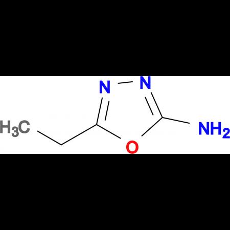 5-Ethyl-1,3,4-oxadiazol-2-ylamine