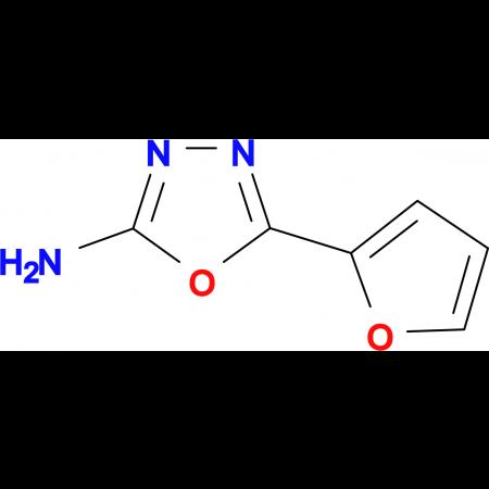5-Furan-2-yl-1,3,4-oxadiazol-2-ylamine
