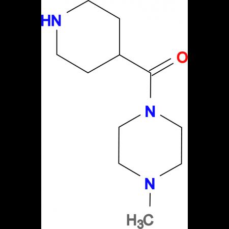 (4-Methylpiperazin-1-yl)piperidin-4-yl-methanone