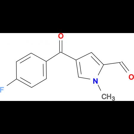 4-(4-Fluorobenzoyl)-1-methyl-1H-pyrrole-2-carbaldehyde