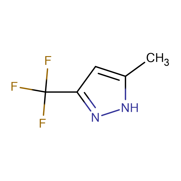 3-Methyl-5-(trifluoromethyl)pyrazole