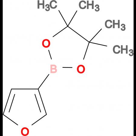 3-(4,4,5,5-Tetramethyl-1,3,2-dioxaborolan-2-yl)furan