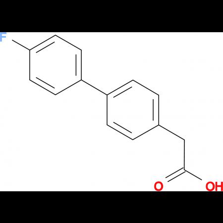 (4-Fluorobiphenyl-4')-acetic acid