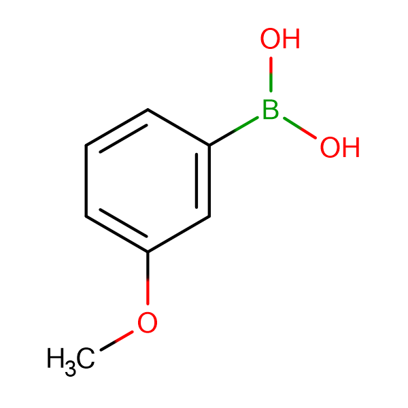 3-Methoxybenzeneboronic acid
