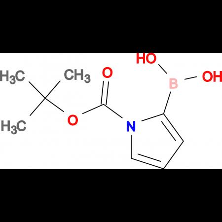 1-(t-Butoxycarbonyl)pyrrole-2-boronic acid