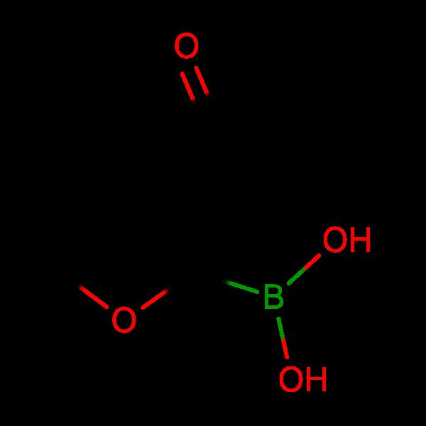 3-Formylfuran-2-boronic acid
