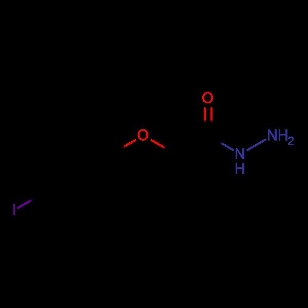 N-Amino-2-(4-iodophenoxy)ethanamide