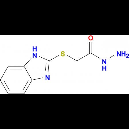 (2-Benzimidazolylthio)acetic acid hydrazide