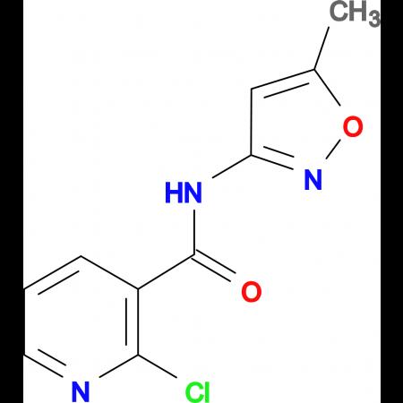 (2-Chloro-(3-pyridyl))-N-(5-methylisoxazol-3-yl)formamide
