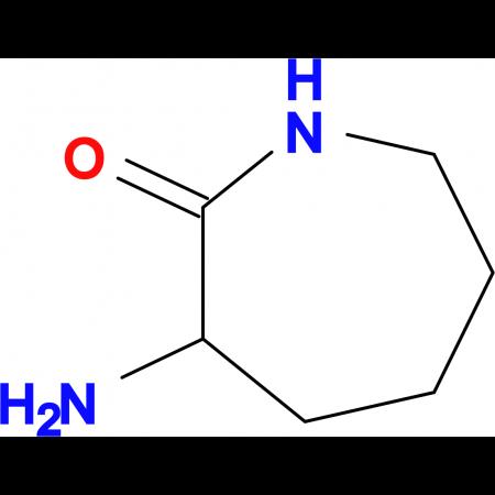 (R/S)-alpha-Amino-omega-caprolactam