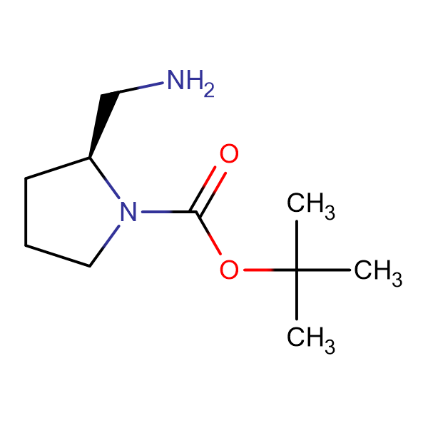 (S)-(2-Aminomethyl)-1-N-Boc-pyrrolidine