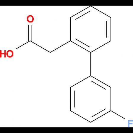 (3'-Fluoro-biphenyl-2-yl)-acetic acid