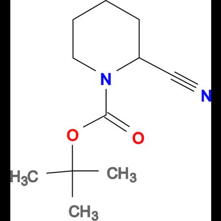 (+/-)-1-N-Boc-2-Cyano-piperidine
