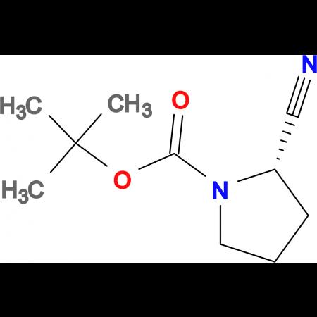 (S)-1-N-Boc-2-Cyano-pyrrolidine