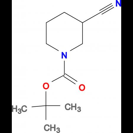 (+/-)-1-N-Boc-3-Cyano-piperidine