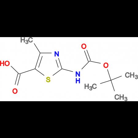 N-Boc-Amino-4-methylthiazole-5-carboxylic acid
