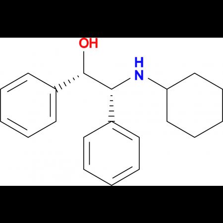 (1S,2R)-2-(Cyclohexylamino)-1,2-diphenylethanol