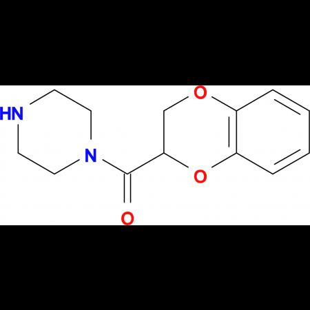 (2,3-Dihydro-benzo[1,4]dioxin-2-yl)-piperazin-1-yl-methanone