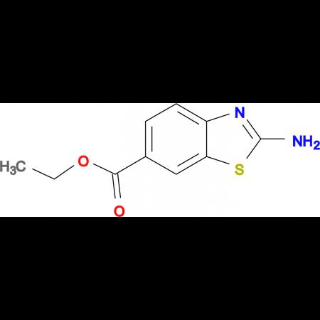 Ethyl 2-amino-benzothiazole-6-carboxylate