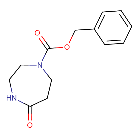 5-Oxo-[1,4]diazepane-1-carboxylic acid benzylester