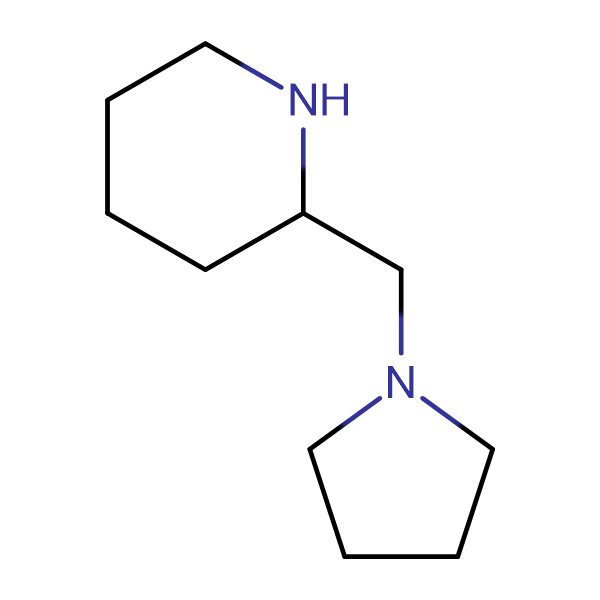 2-Pyrrolidin-1-ylmethyl-piperidine