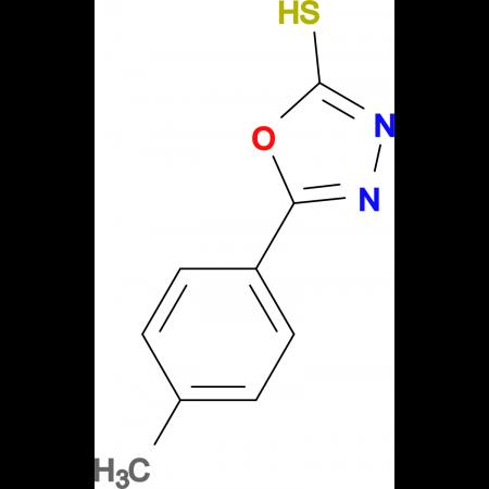 5-(4-Methylphenyl)-1,3,4-oxadiazole-2-thiol