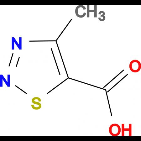 4-Methyl-1,2,3-thiadiazole-5-carboxylic acid