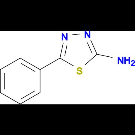 5-Phenyl-1,3,4-thiadiazole-2-yl-amine