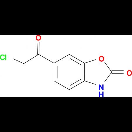 6-Chloroacetyl-2-benzoxazolinone