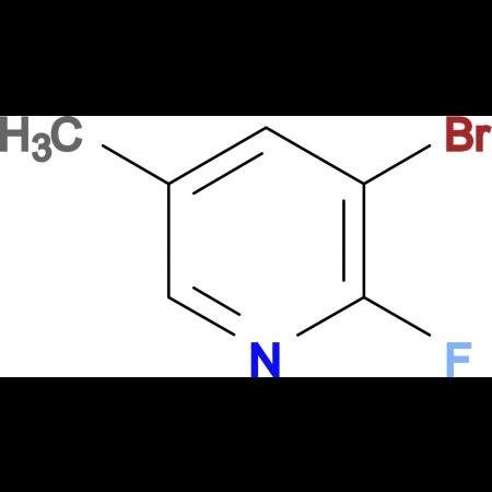 3-Bromo-2-fluoro-5-methyl pyridine