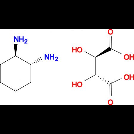 (R,R)-(+)-1,2-Diaminocyclohexane-L-Tartrate