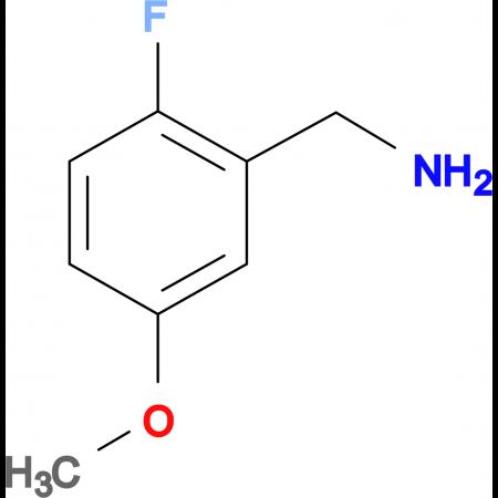 2-Fluoro-5-methoxybenzylamine