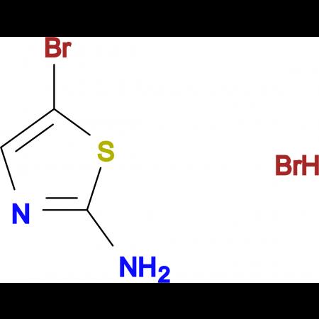 2-Amino-5-bromothiazole monohydrobromide