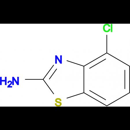 2-Amino-4-chlorobenzothiazole