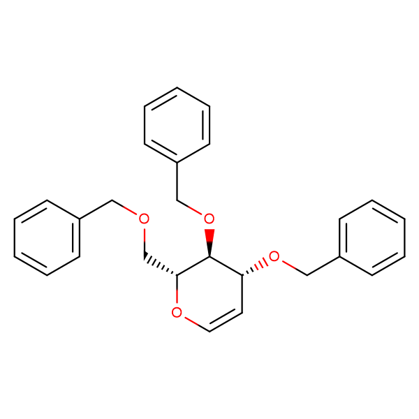 1,5-Anhydro-3,4,6-tri-O-benzyl-2-deoxy-D-arabinohex-1-enitol