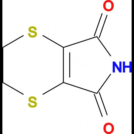 2,3-Dihydro-1,4-dithiino[2,3-c]pyrrol-5,7-dione