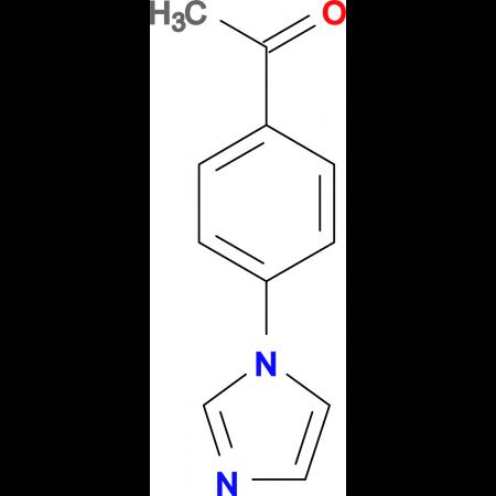 4-(Imidazol-1-yl)acetophenone