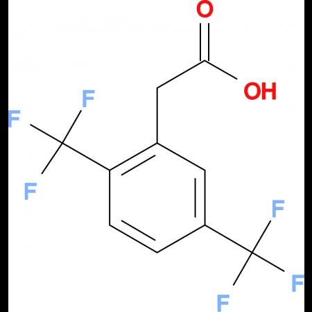 2,5-Bis(trifluoromethyl)phenylacetic acid