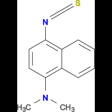 4-Dimethylamino-1-napthyl isothiocyanate