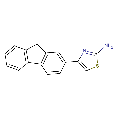 4-(9H-Fluoren-2-yl)thiazol-2-ylamine